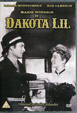 DAKOTA LIL WESTERN DVD  - MARIE WINDSOR, GEORGE MONTGOMERY, ROD CAMERON