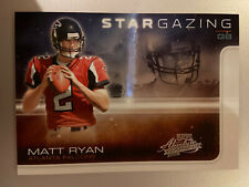 2008 Absolute Star Gazing Matt Ryan Rc Insert #'d 233/250! See My Other Items!