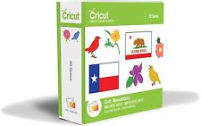 50 States Cricut Cartridge - Brand New Sealed In Package - Classmates & Crafting
