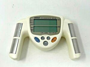 OMRON HBF-306 Fat Loss Monitor Portable BMI Body Mass Index Weight Loss