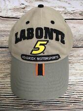 Bobby Labonte #5 Baseball Cap Hendrix Motorsport Racing Gear Hat Chase Authentic