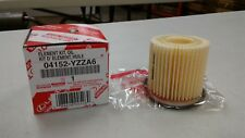 Ten (10) 04152-YZZA6 Genuine Toyota Oil Filters for Corolla and Prius