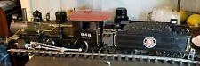 G Scale Bachmann locomotive and tender. RUNS GREAT ~ SEE PICS!