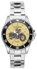 Geschenk für Harley Davidson Forty Eight Motorrad Fahrer Kiesenberg Uhr 20413