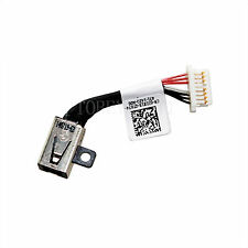 NEW US DC POWER JACK HARNESS IN CABLE FOR Dell Inspiron 13 7352 13-7359 JDX1R
