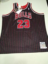 Mitchell & Ness Michael Jordan Bulls Alternate Jersey Men 3XL Hardwood Classics