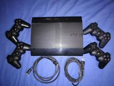 LOTTO CONSOLE SONY PLAY STATION 3 PS3 VERSION 4.82/500 GB + 4 JOYSTICK+CAVO HDMI