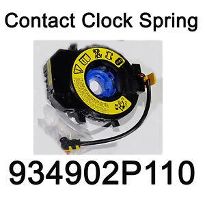 New Genuine  Contact Clock Spring Oem 934902P110 For Kia Sorento 2012-2013