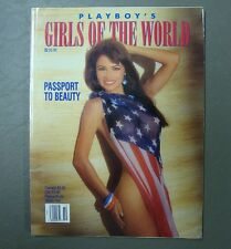 Playboy Press ~ Girls Of The World / Passport to Beauty ~ Special Edition ~ 1992