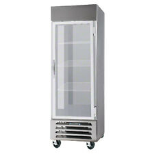 Beverage Air Hbf23Hc-1-G Glass Door One Section Reach-In Freezer