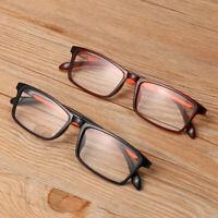 lunettes Agrandissez vos lunettes. optique hd claire des lunettes de lecture