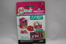 MIWORLD MI WORLD SKECHERS SHOE STORE SET REFILL COLL PK 7PCS RESTOCK STORE NEW