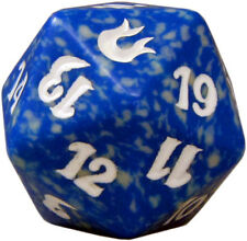 Magic Spindown Die - Born of the Gods Blue Spindown Dice - D20 Die MTG Magic