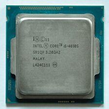 CPU Intel Core i5-4690S, 3,20GHz bis 3,90GHz Quad-Core 65W Prozessor Sockel 1150