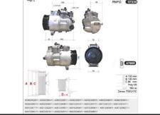 COMPRESSORE CLIMATIZZATORE MERCEDES W203 CL 203 G 463 M W163 S W220