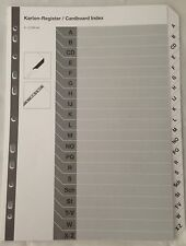 A-Z-Register
