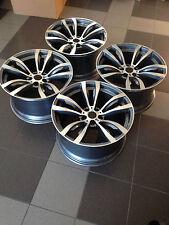 NEU 20 Zoll felgen für BMW X5 X6 E53 F15 F16 E70 E71 469 design 5x120 10J 11J