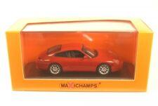 PORSCHE 911 CARRERA Coupé (Naranja Red Metálico ) 2001