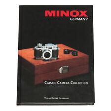 "Fotografie Sachbuch ""MINOX - Classic Camera Collection"" Verlag Rudolf Hillebrand"