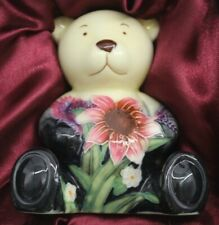 Old Tupton Ware July Teddy Bear Hand Painted ##DONB150