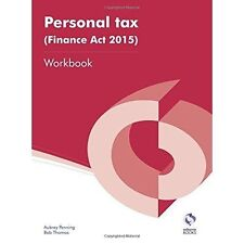 Personal Tax (Finance Act 2015) Workbook (AAT Accounting - Level 4-ExLibrary