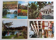 4x Bad Wörishofen AK Lot Ansichtskarten ua. Pension Josefsheim AK ab/nach ~1970