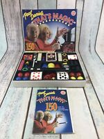 PAUL DANIELS THAT'S MAGIC 150 MAGIC TRICK SET VINTAGE 1994 RARE