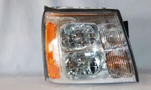 Headlight Assembly Right TYC 20-6709-00