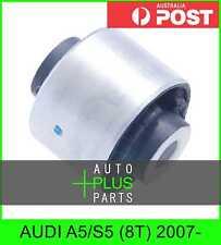 Fits AUDI A5/S5 (8T) 2007- - Rubber Suspension Bush Front Lower Arm