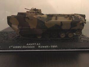 AAVP7 A1 1st USMC Division Kuwait -1991