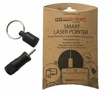MiPointer Smart Wireless Presentation Pointer for all Ios & Android Devices