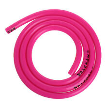 1M Motorcycle Bike Fuel Gas Oil Delivery Tube Hose Petrol Pipe 5mm I/D 8mm O/D