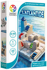 l'Atlantide, Smart Games, article neuf et emballé