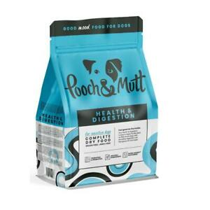 Pooch & Mutt - Health & Digestion 2kg Natural Grain Free Adult Dry Dog Biscuits
