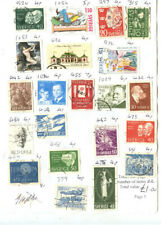 SWEDEN..Stamps...Used......Collection of 62 Different