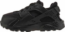 Nike Toddler's Huarache Run Shoes (Td) New Authentic Black 704950-016