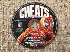 TRICHEURS Disque Spider-Man 2, RAINBOW SIX, Pandora Tomorrow-Nintendo GameCube