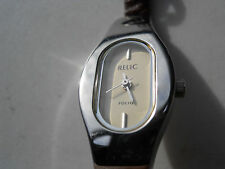 Relic women's,quartz,battery & water resistant Analog watch.Model No --Zr33498