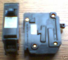 Crouse Hinds 15 Amp 1 Pole MP-C  MP115 Circuit Breaker