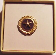 """VINTAGE Gold Star Mother 1947 """"Act of Congress"""" PIN BACK in Box"""