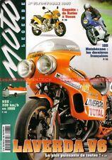 MOTO LEGENDE  73 KAWASAKI Z650 Z 650 LAVERDA 1000 V6 MOTOBECANE 125 LT LT3 NSU