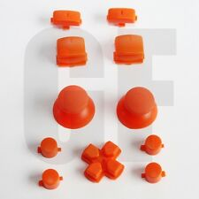 Ps3 Playstation 3 Controlador Mod Dpad Botones disparadores Joystick Naranja