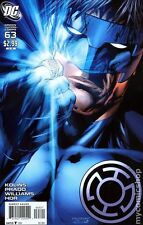 Green Lantern Corps #63 DC Comics 2011 Tyler Kirkham Variant Cover Comic 1:10