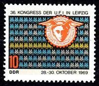 1515 postfrisch DDR Briefmarke Stamp East Germany GDR Year Jahrgang 1969
