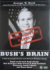 BUSH'S BRAIN - DVD