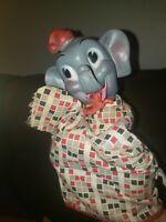 Vintage GUND DISNEY Hand Puppet Dumbo