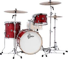 "Gretsch Catalina Club 3pc Drum Set w/ 18"" Bass Drum Rosewood Gloss"