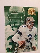 1994 Ultra #9 - Rick Mirer - Seattle Seahawks