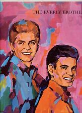 THE EVERLY BROTHERS both sides of an evening US EX LP GOLD LABEL STEREO