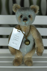 Charlie Bears - Arnold - Isabelle Lee Mohair Collection - BNWT